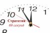 Стратегия бинарных опционов 60 секунд