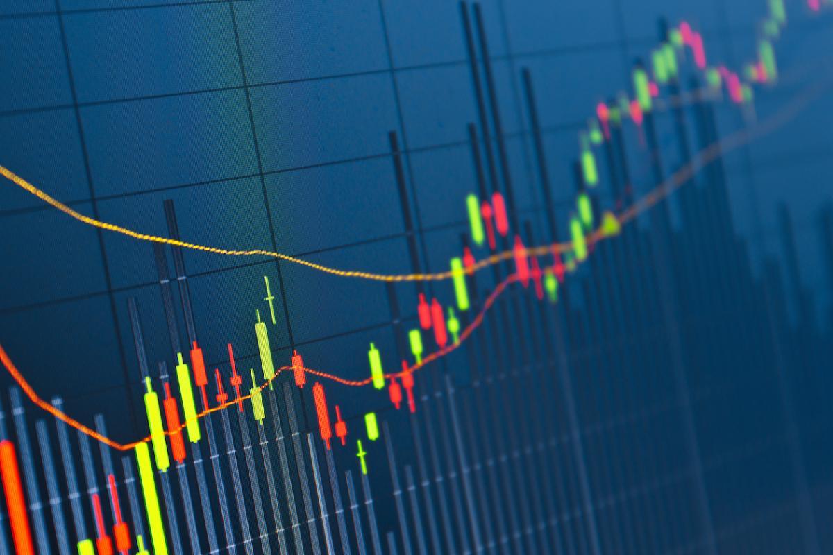 График бирж картинки
